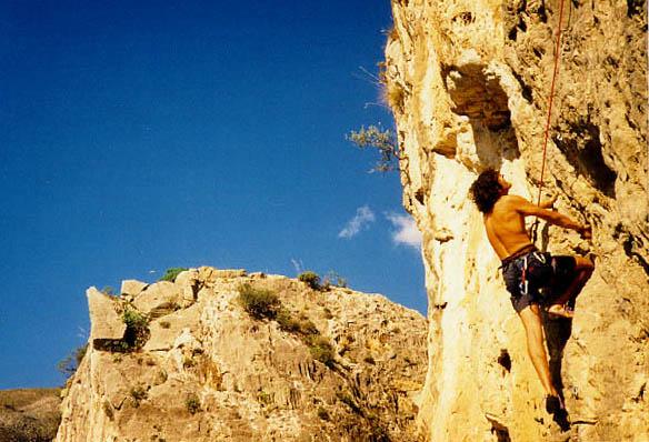Le più belle falesie da arrampicata della Sicilia orientale