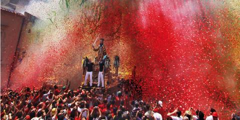 La festa di San Paolo a Palazzolo Acreide (SR)