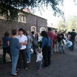 Mercato alimentare al Monastero dei Benedettini a Catania