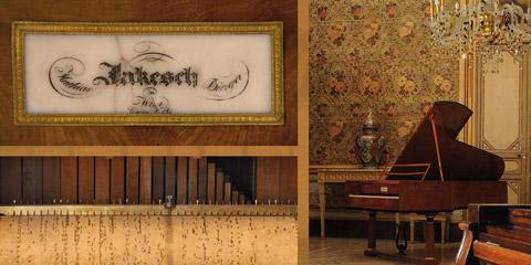 Il restauro degli strumenti musicali di Palazzo Mirto a Palermo