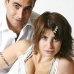 Francesca Nunzi e Diego Ruiz