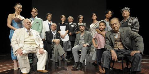 """""""Miseria e nobiltà"""" apre la stagione 2011/2012 al Teatro Vitaliano Brancati di Catania"""