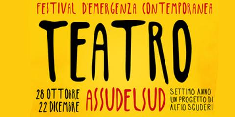 ASSUDELSUD: Festival d'Emergenza Contemporanea al Nuovo Montevergini di Palermo