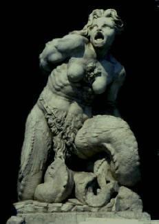 Cariddi tra mitologia greca l incontro di due mari - Mitologia greca mitologia cavallo uomo ...