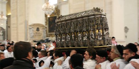Sant'Agata festa barocca