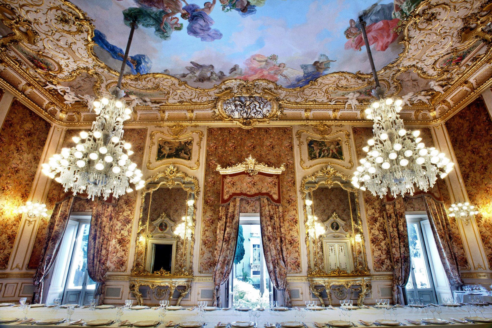 Patrizi e palazzi si aprono per un giorno i palazzi for Immagini di interni