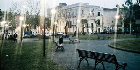 """Piazza Cavour: ovvero il """"Borgo"""" di Catania."""