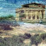 Davide Bramante Agrigento tempio sospeso 2011