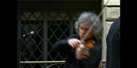 Masterclass di Violino e Musica da Camera del  Maestro Sergey Girshenko