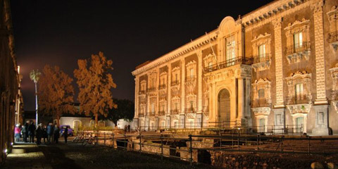 'a Fera Bio 'co scuro: il mercato biologico e equobiolocale la sera al Monastero dei Benedettini