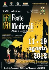 Feste Medievali Motta Sant'Anastasia
