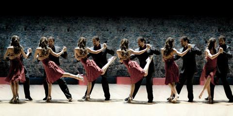 Tango e Mare. Seminario con Chicho Frumboli e Juana Sepulveda.