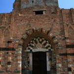 Abbazia dei Santi Pietro e Paolo d'Agrò - portale d'ingresso