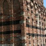 Abbazia dei Santi Pietro e Paolo d'Agrò - parete perimetrale