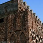 Abbazia dei Santi Pietro e Paolo d'Agrò - particolare facciata