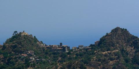 La Val D'agrò: testimonianza di civiltà antiche della Sicilia.