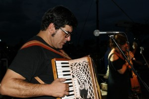 Lautari concerto Porto Ognina Catania 5 settembre 2012