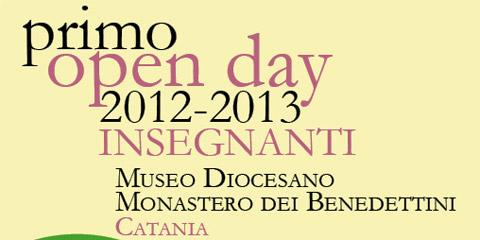 Open Day: una giornata dedicata a tutti gli insegnanti