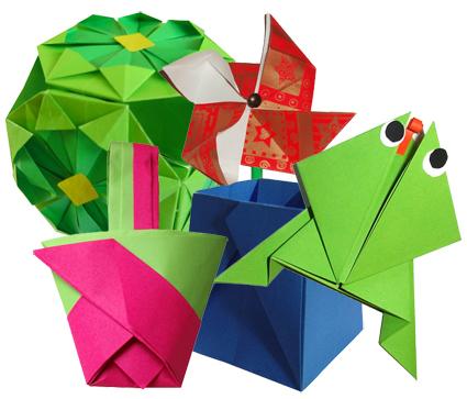 Origami, costruiamo con la carta!