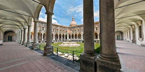 Il Monastero a 360°: dal reale al virtuale