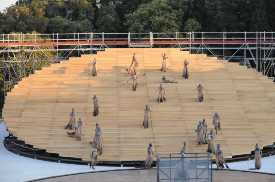 Teatro Greco di Siracusa. XLIX Ciclo di Spettacoli Classici 2013