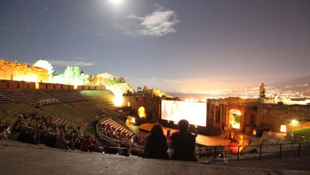 60° #TaorminaFilmFest 2014