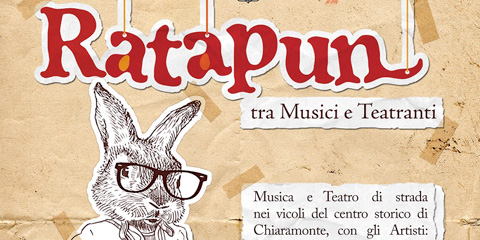 Ratapun 2013: tra musici e teatranti a Chiaramonte Gulfi.