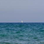 Eloro il mare dell'Oasi di Vendicari (Siracusa)