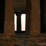 Tempio della Concordia. Particolare
