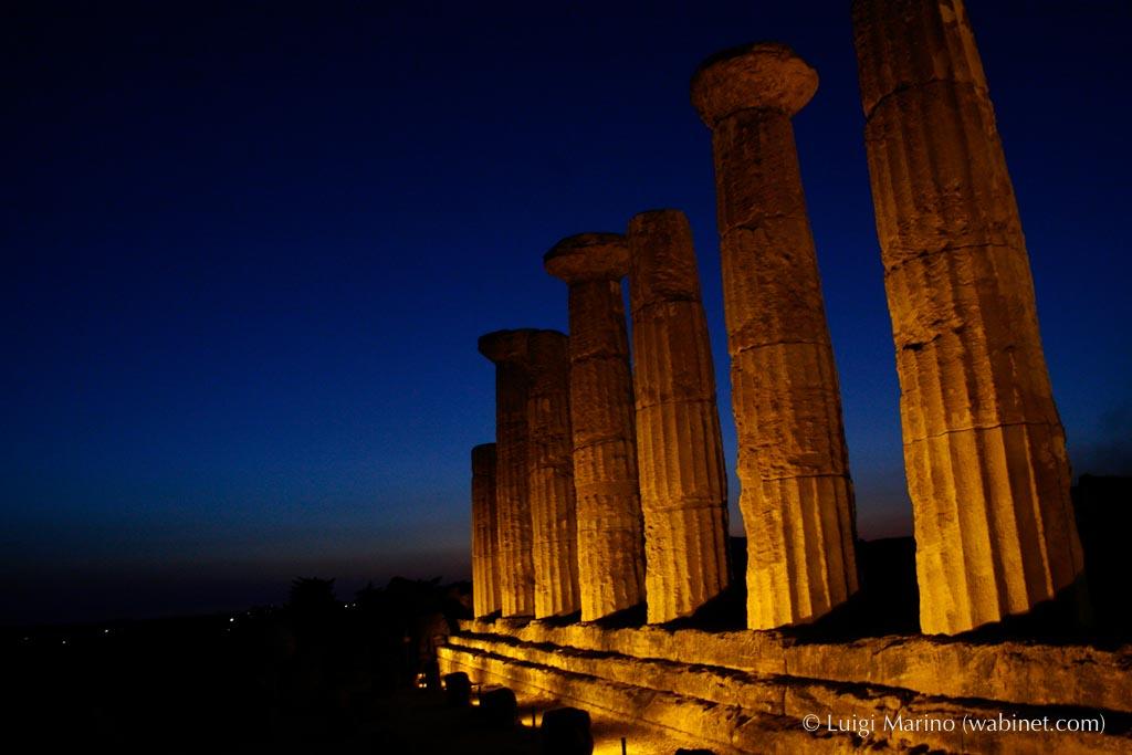 La valle dei Templi di Agrigento: un viaggio verso la storia.