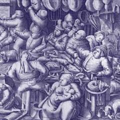 """La cucina è arte? Dibattito con Nicola Perullo, Gianfranco Marrone e il """"cuciniere errante"""" Carmelo Chiaramonte."""