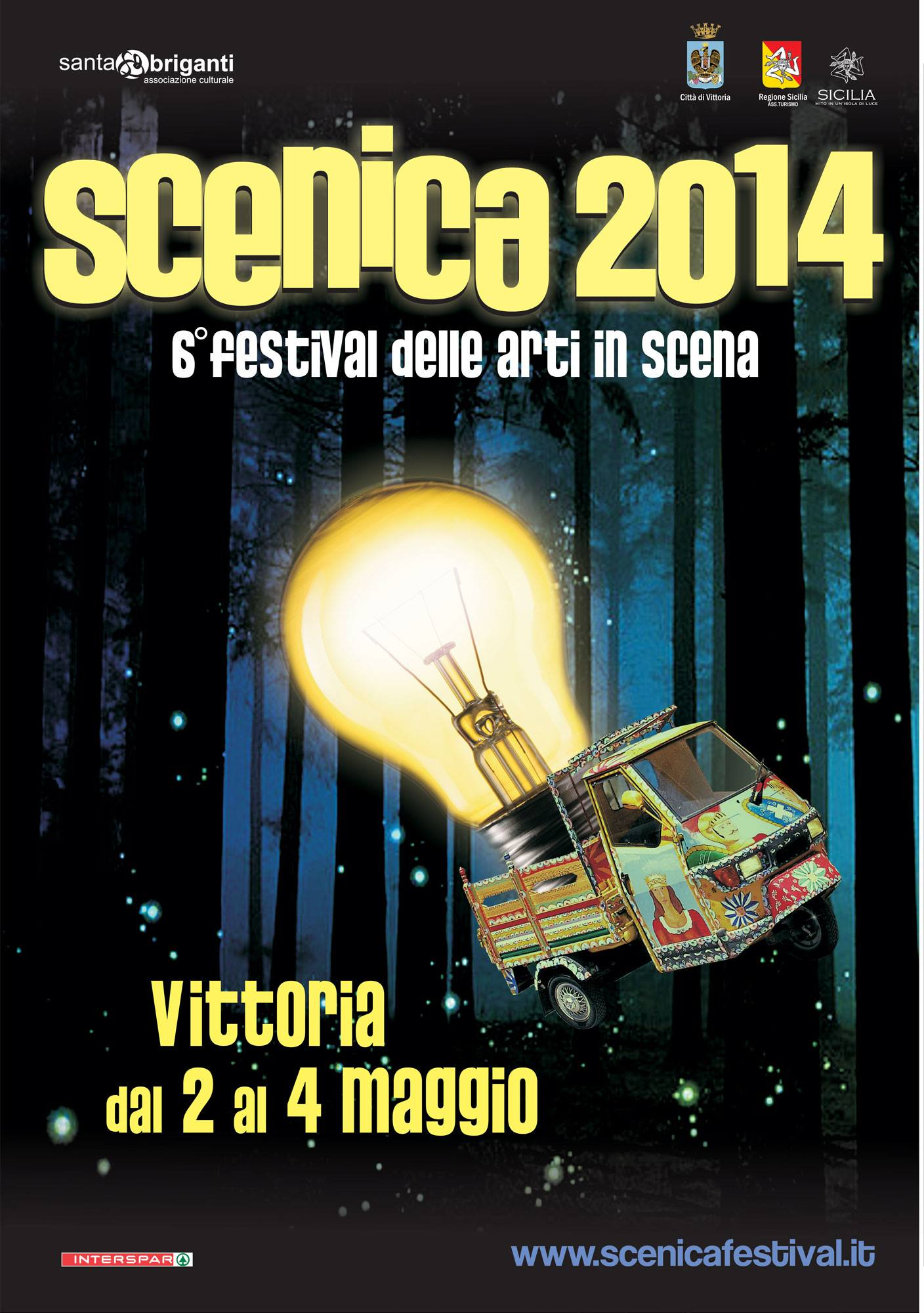 manifesto Scenica 2014