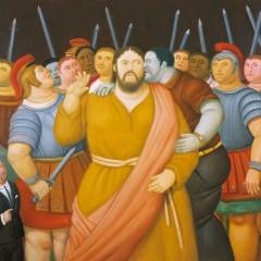 Botero a Palermo. Via Crucis. La Pasión de Cristo.