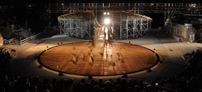 ciclo rappresentazioni classiche teatro greco di siracusa 2015