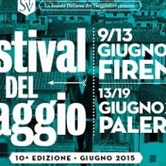 Festival del viaggio 2015 fa tappa a Palermo.