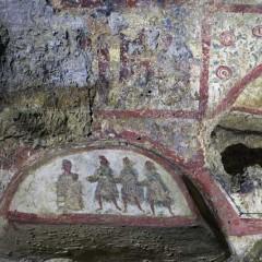 La catacomba a Villagrazia di Carini di nuovo aperta al pubblico