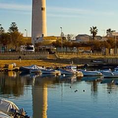 Punta secca, uno dei borghi marinari più belli della Sicilia.