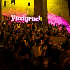 Ypsigrock Festival a Castelbuono (PA)