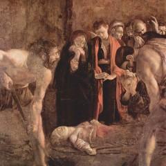 Arte accessibile a Siracusa: un'istallazione multisensoriale che da voce a un'opera di Caravaggio