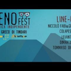 Indiegeno Fest 2015 al Teatro Greco di Tindari (ME)