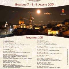 XIX Festa Medievale a Randazzo (CT)