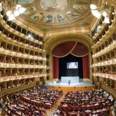 """""""La Bohème"""" al Teatro Massimo di Palermo:il ricavato sarà devoluto a di Medici senza frontiere."""