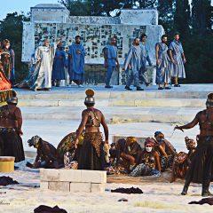 Teatro Greco di Siracusa. 52° Ciclo Spettacoli Classici 2016