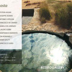 Sosta: dieci artisti presentano le loro opere legate alla natura.