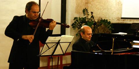 Concerto per pianoforte di Raffaele Terlizzi