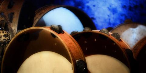 tamburu nun nne sicilianu, ju sugnu sicilianu. Alfio Antico racconta i suoi tamburi.