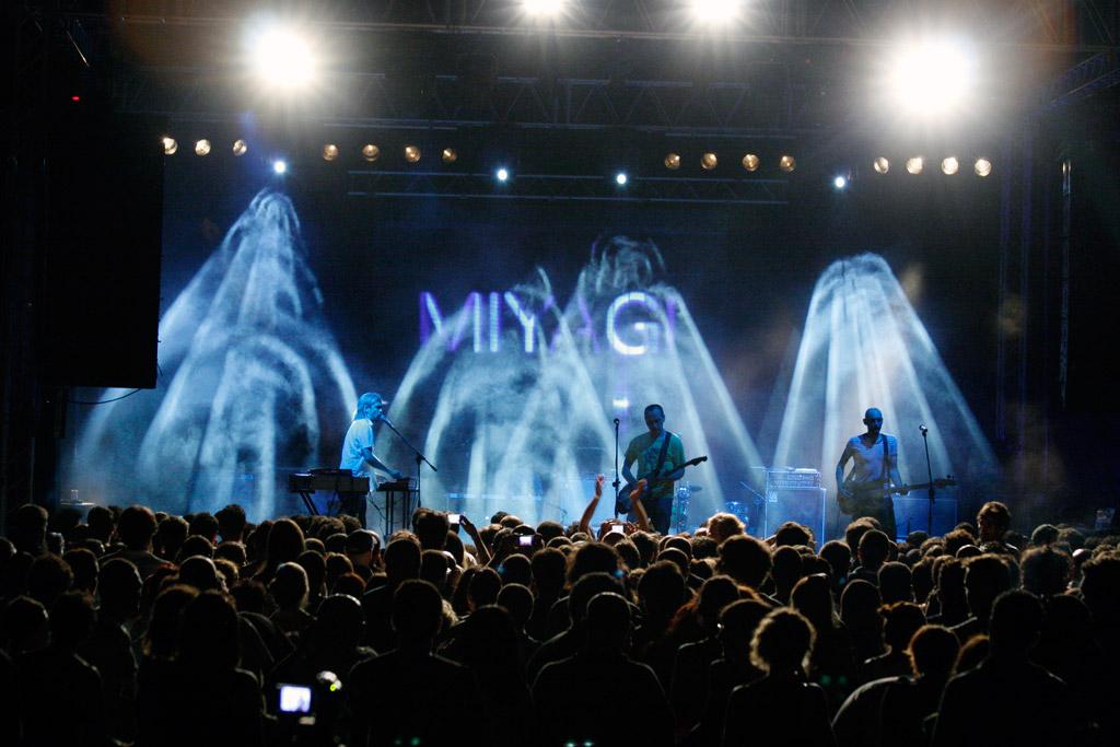 Concerti in Sicilia 2014