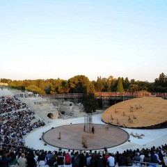 Teatro Greco di Siracusa. 51° Ciclo Spettacoli Classici 2015