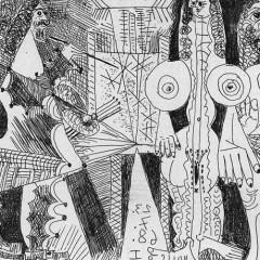 Picasso e le sue passioni. Catania Castello Ursino