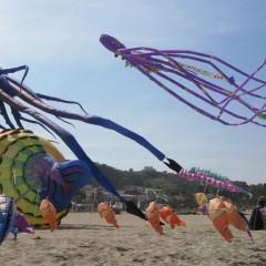 San Vito lo Capo. Festival internazionale degli aquiloni 2015